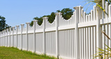 Fence installation in Virginia