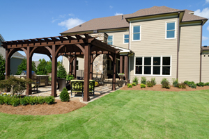 Custom pergola design & installation