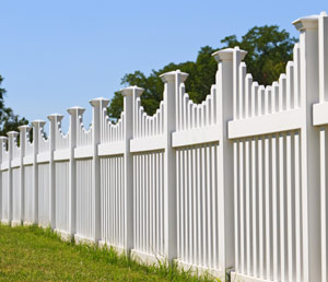 PVC Fence in Virginia
