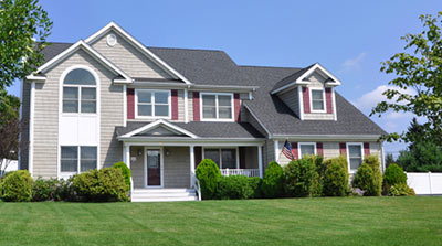Maintained siding in Leesburg